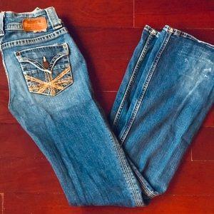 Hudson Medium Wash Bootcut Jeans *RARE